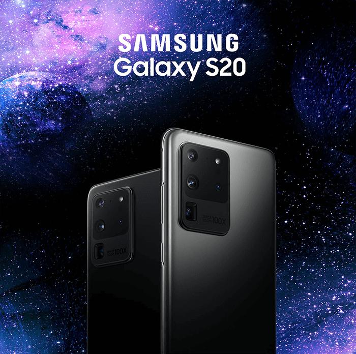 Galaxy S20 Presentation