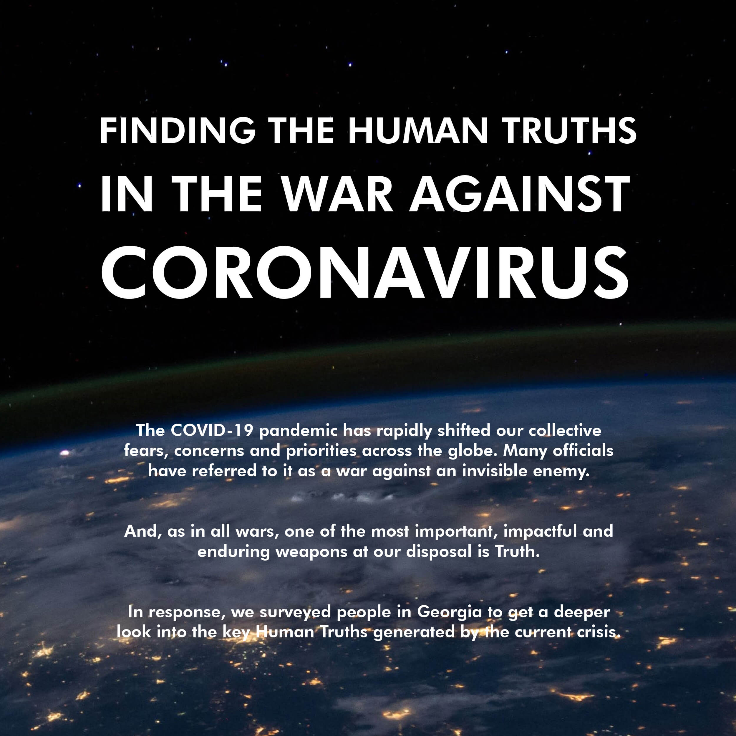 Truth About Coronavirus